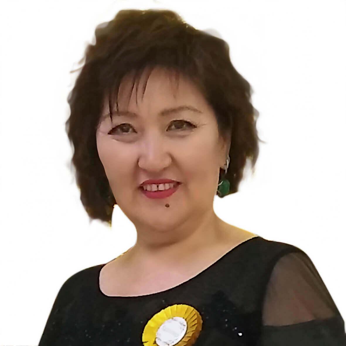 Байкадамова Назигуль