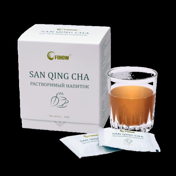 Чай «SANQING»