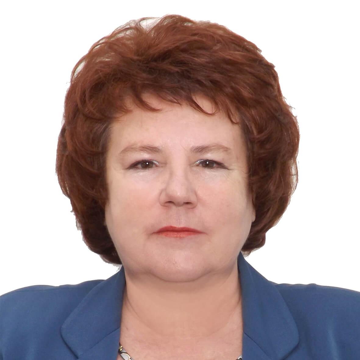 Гализянова Галина
