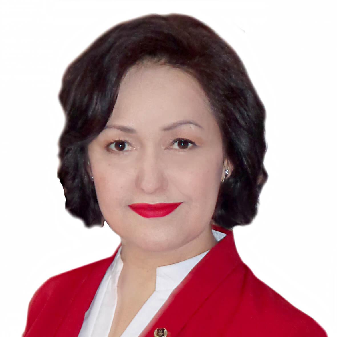 Хасанова Гульнара