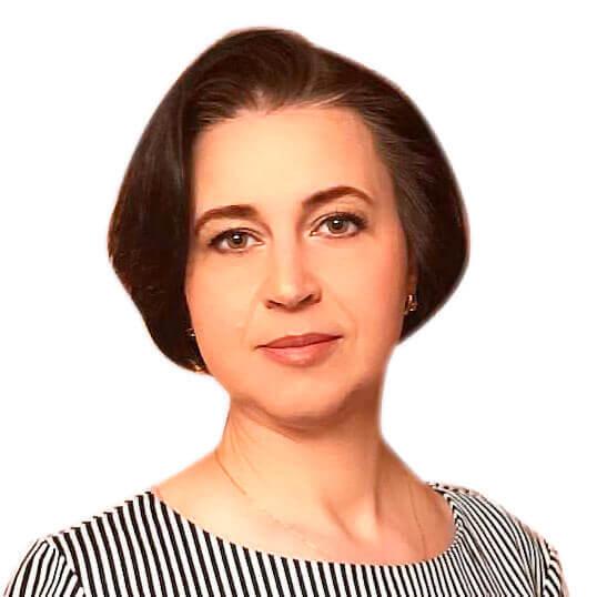 Комардина Людмила