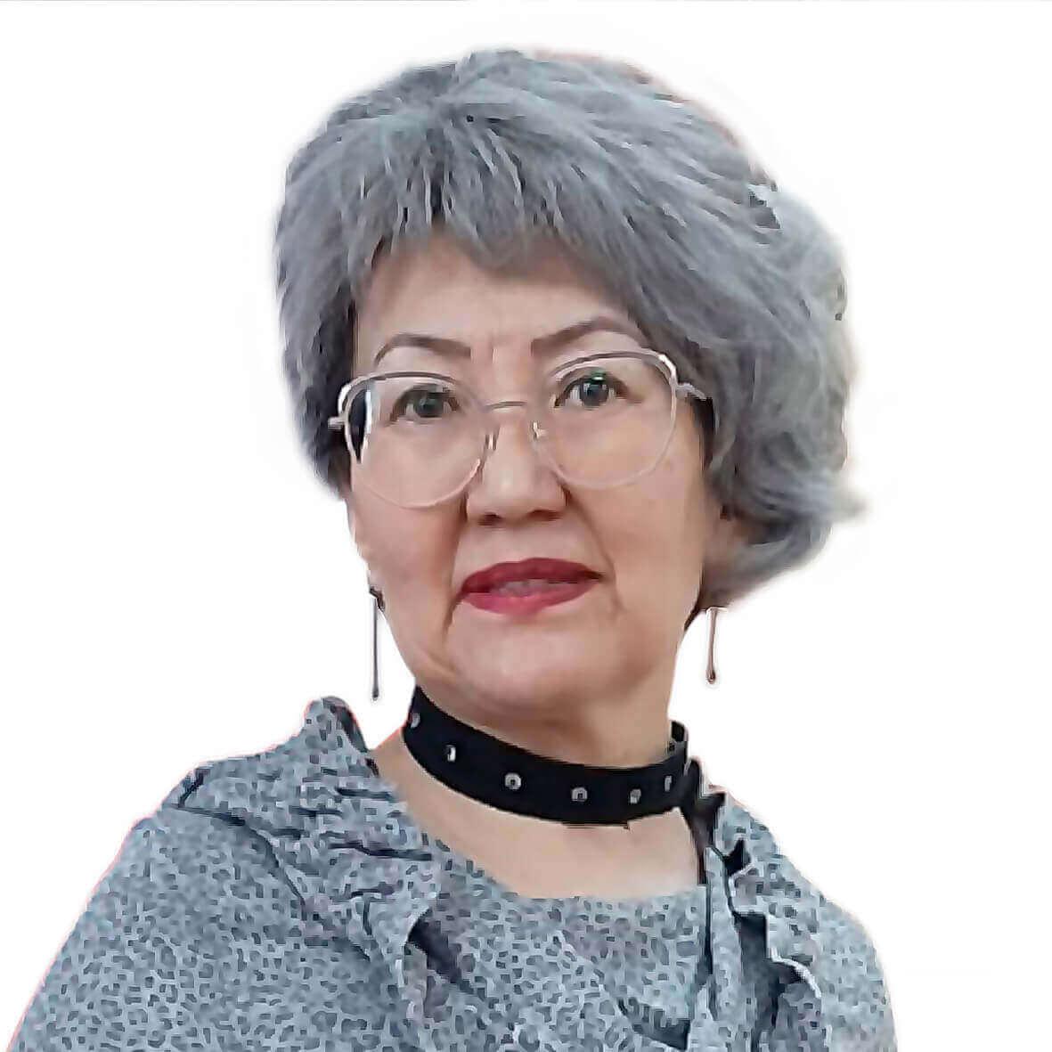 Нурушева Нурия
