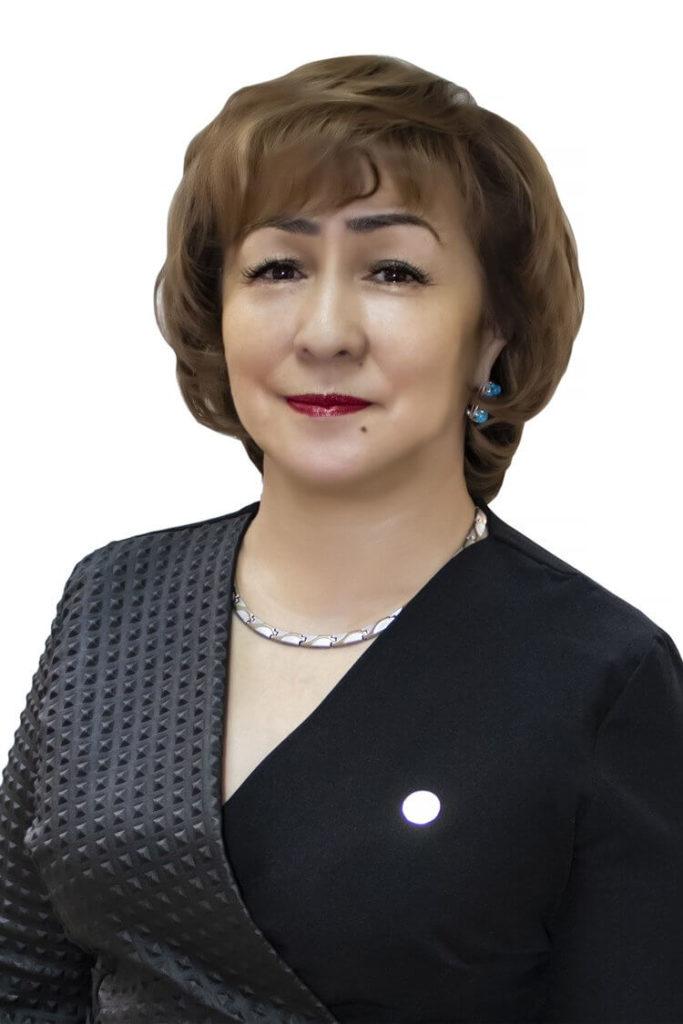 Ахметова Сауле