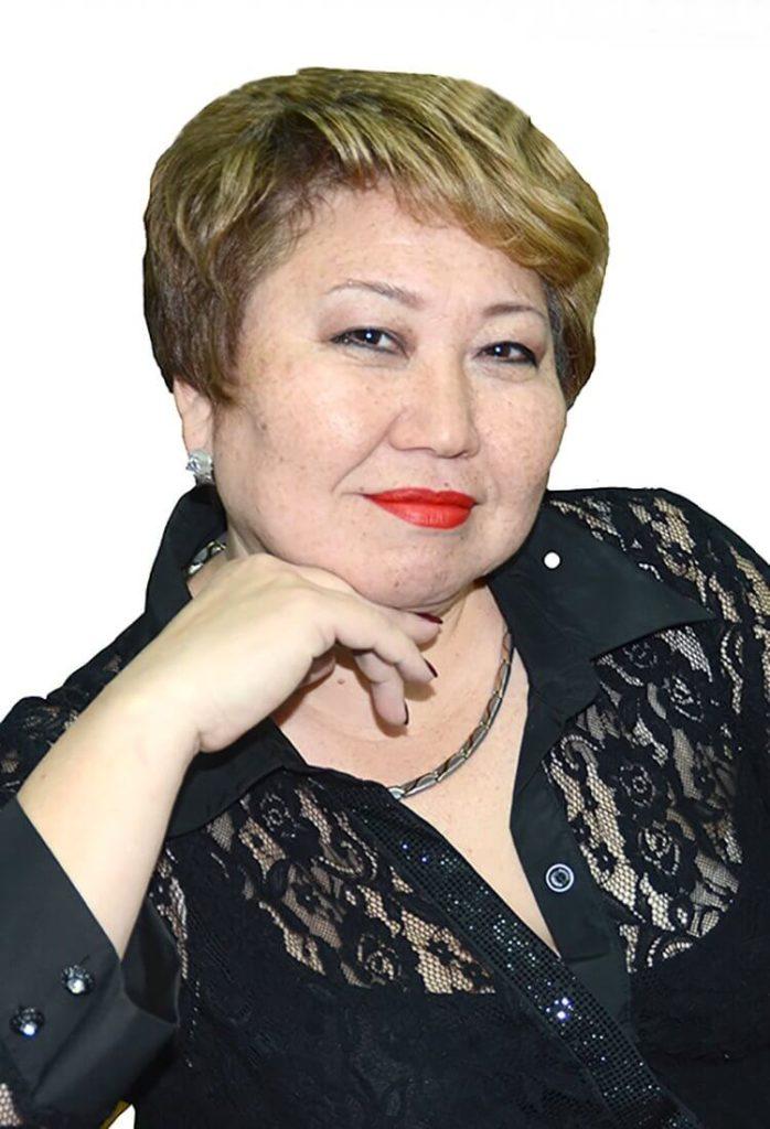 Бекенова Айгуль