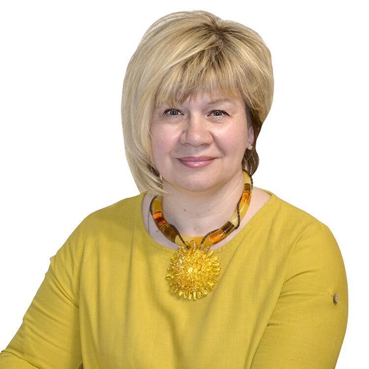Быкова Марина