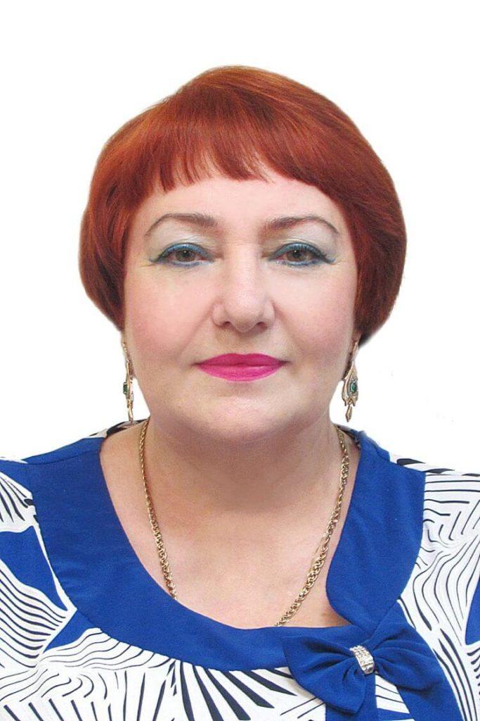 Данилова Людмила