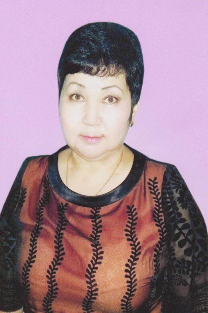 Елеусизова Айгуль