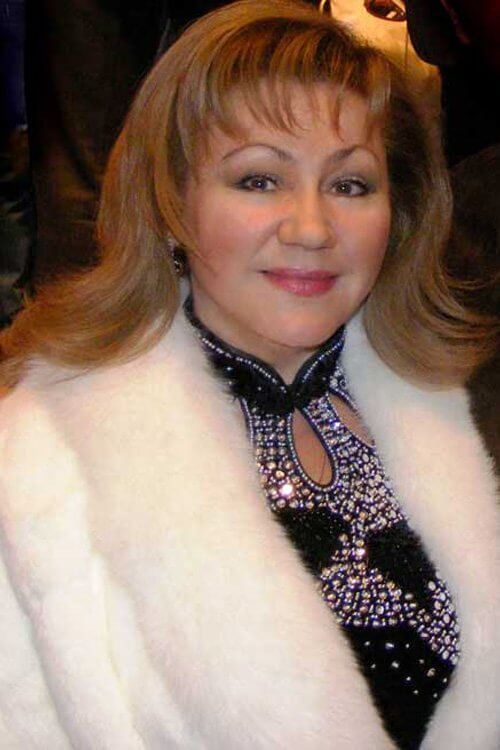 Гаврилова Лариса