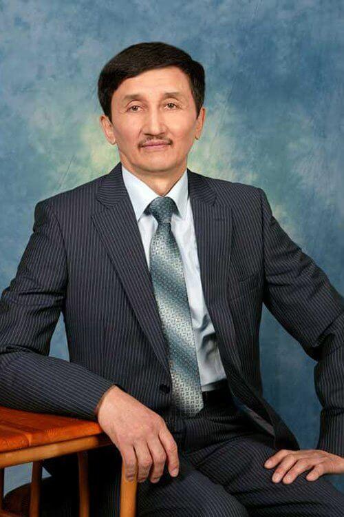 Какимов Жанбек