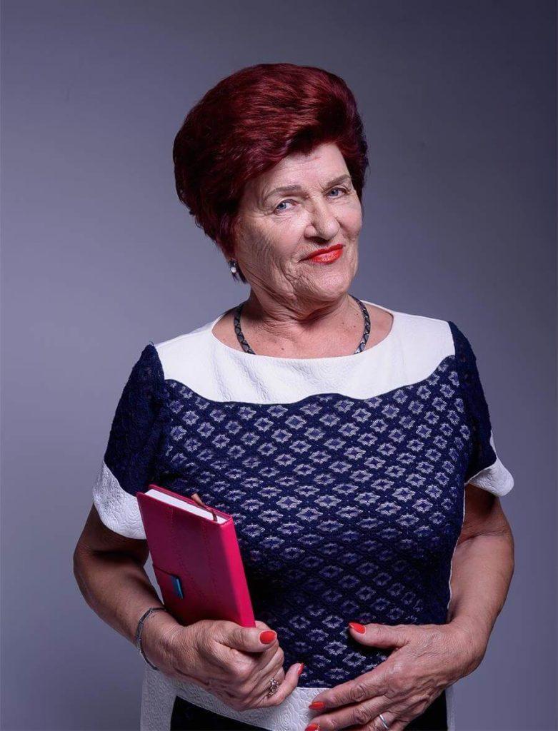 Козлова Валентина