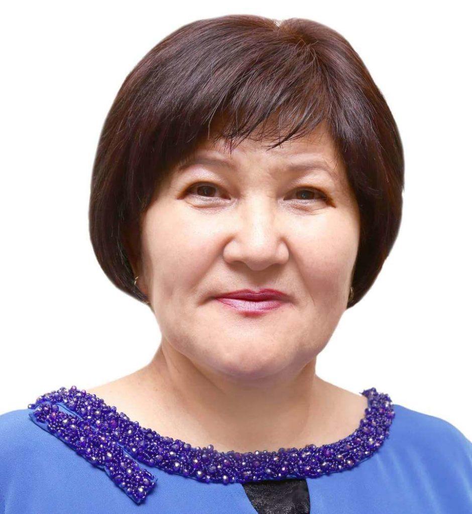 Кубатова Анаркан