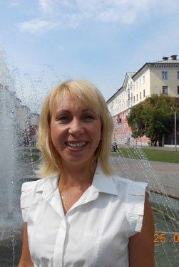 Лямина Наталья