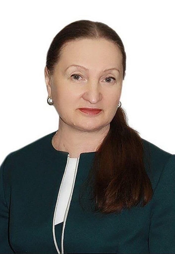 Матинина Людмила