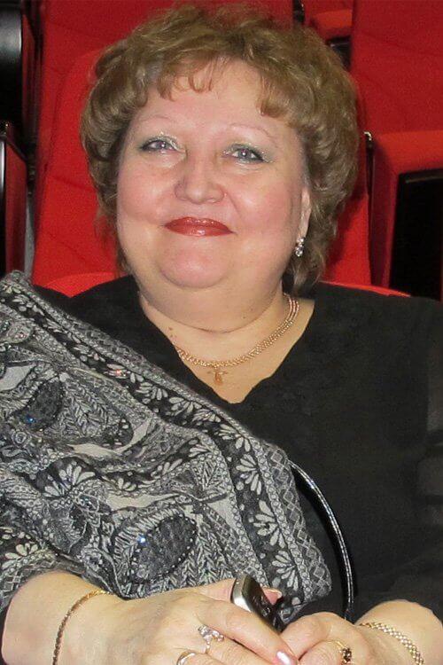 Попова Людмила
