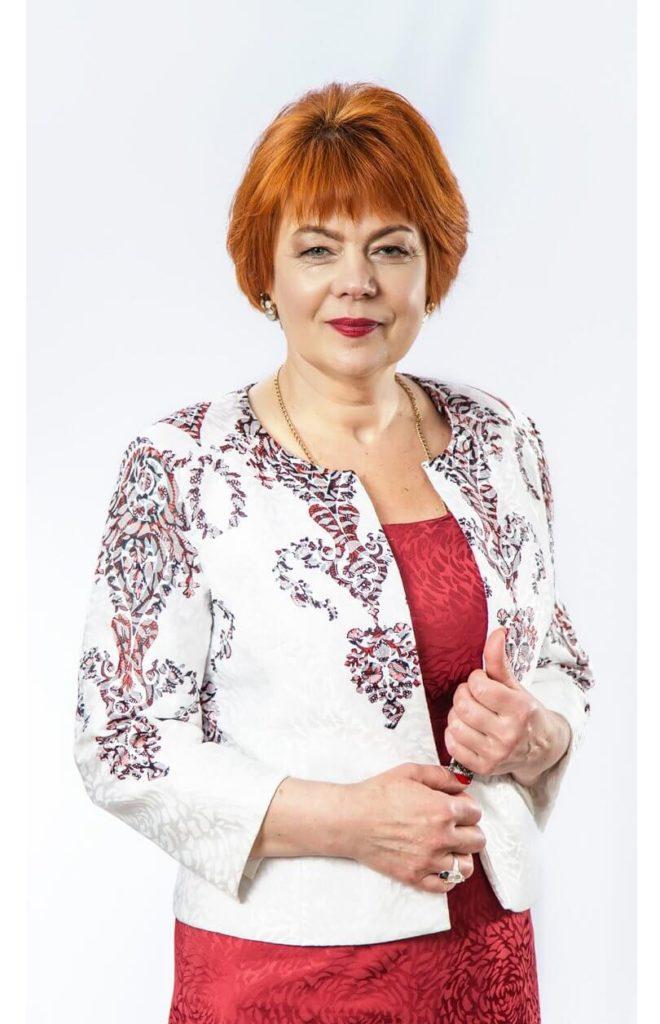 Шахматова Лилия