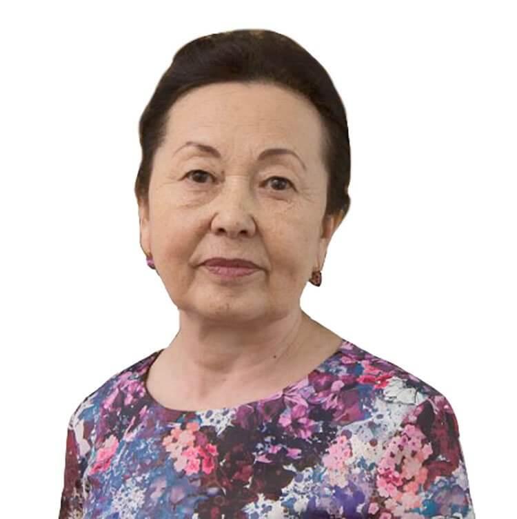 Сукирова Бахыткуль