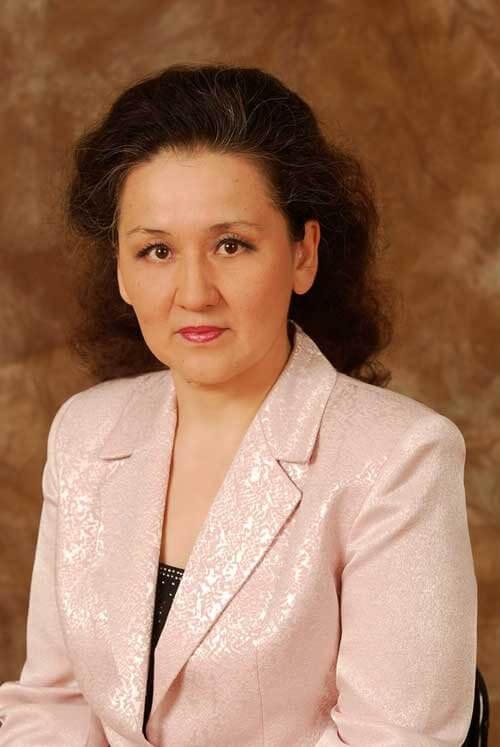 Умутбаева Майкеш