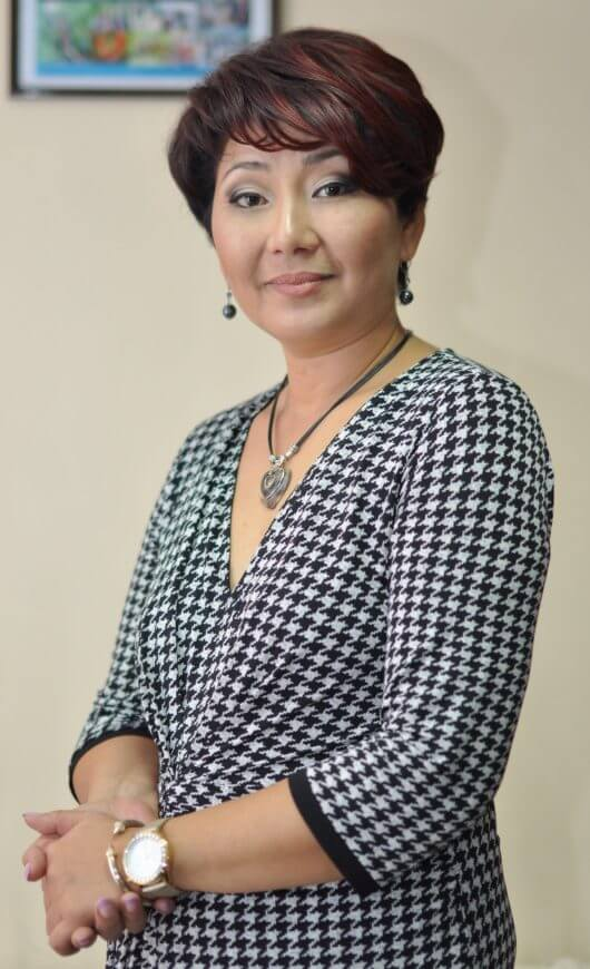 Жээренчиева Джылдыз